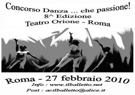 danza che passione