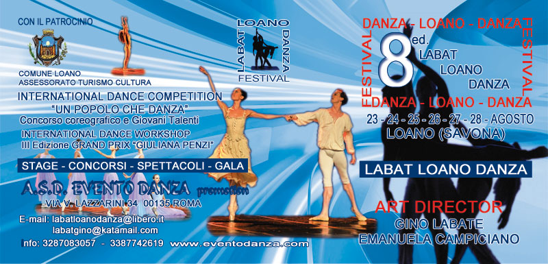 Labat Loano Danza