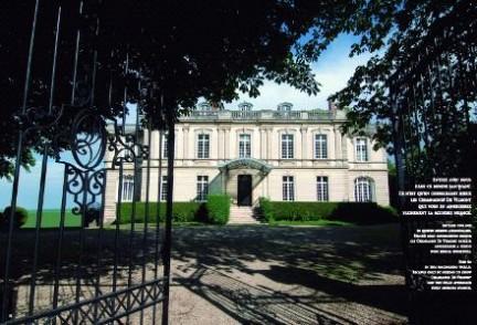 Entrata Maison de Champagne De Vilmont