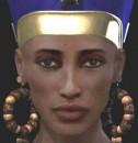 Nefertiti Sacerdotessa di Akenathon