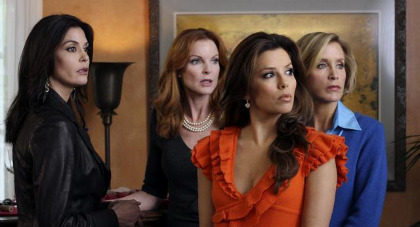 Desperate housewives 6 Foto Robin