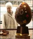 Uova di Pasqua d'oro e diamanti