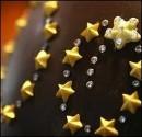 Uova di Pasqua d\'oro e diamanti