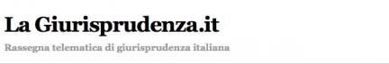 La Giurisprudenza.it rassegna telematica di giurisprudenza italiana