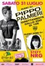 Pippo Palmieri e Stefy NRG al Klubb Emerald Belvedere di Siracusa
