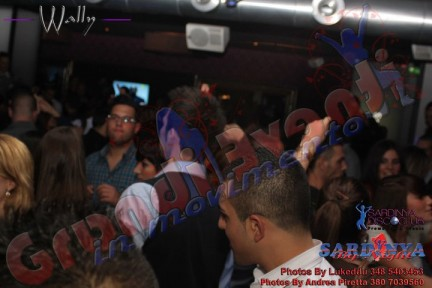 DJ Stefy NRG live al Wally Sassari