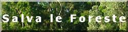 logo salva le foreste