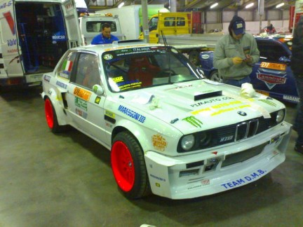 Drifting D1 Stella Al Motor Show di Bologna terza gallery