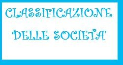 classificazione delle società
