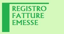 registro fatture emesse