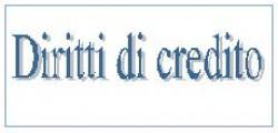 diritti di credito