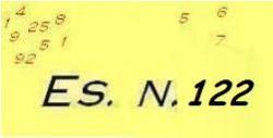 esercizio di ragioneria n.122