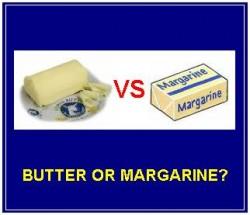 Burro o Margarina?