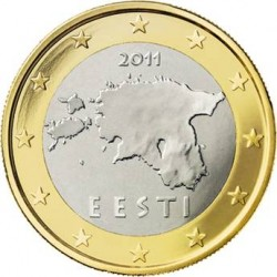 Euro in Estonia