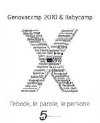 Copertina dell'ebook che raccoglie i lavori del Genovacamp 2010