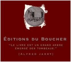 Logo delle Editions du Boucher