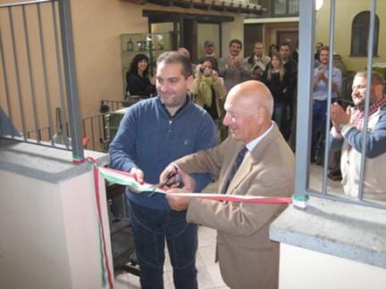 Primo frantoio con impianto fotovoltaico in Umbria