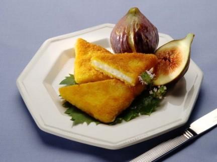 Triangoli fritti al Salva Cremasco