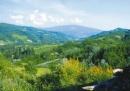 Panorama di Val Borbera