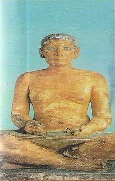 Contenitori d'arte egizia,personaggi dell'antico Egitto