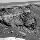 Una strana anomalia marziana scoperta nel 2008