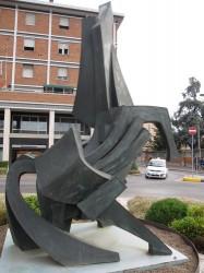 Ferrara scultura di Mario Piva