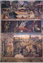 Palazzo Schifanoia affreschi