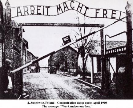 Lager nazista photo sul popolo ebraico