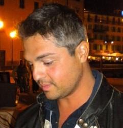 Il blogger Rudy Bandiera