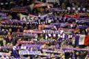 Immagini del trionfo Viola ad Anfield