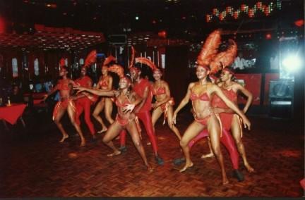 spettacolo al Florida night club di Mombasa