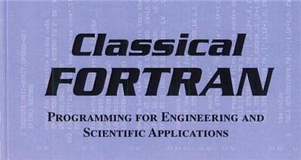 classical fortran, dispense fortran, fortran 77, libri fortran, manuali fortran