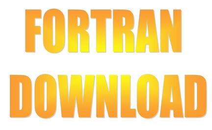 compilatori fortran gratis, fortran download, free fortran compilers, programma fortran