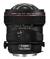 Canon TS-E 17mm f_4L