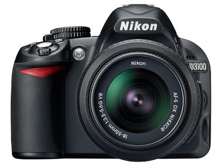 La nuova Nikon D3100 in uscita a settembre 2010, facile d'uso ma piena di gadget