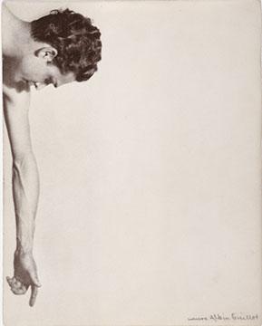 Albin Guillot Laure, La Cantate du Narcisse, 1934 ©droits réservés
