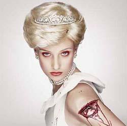 Erwin Olaf  Royal_Blood_Diana
