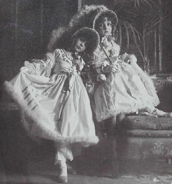 Carnevale del 1930, abiti ottocenteschi