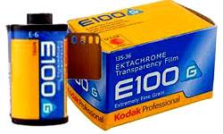 Kodak E100G