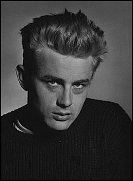 Phil Stern. James Dean, 1955