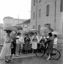 Modena e l'Italia del boom economico. L'esposizione è composta da oltre 100 fotografie risalenti agli anni Sessanta: un decennio che che ha marcato un epoca entrando a far parte dell'immaginario collettivo