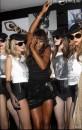 Venticinqueanni di fascino della Venere nera festeggiata con la maglia bianca