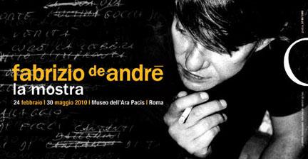 Fabrizio De André, La mostra per il 70 anniversario