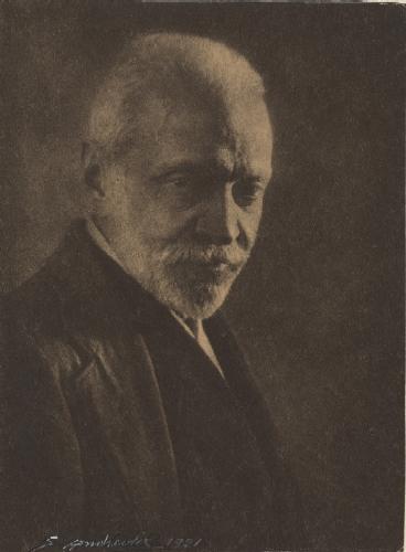 Salvatore Andreola e il pittorialismo