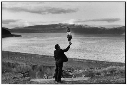 Henri Cartier-Bresson in Russia