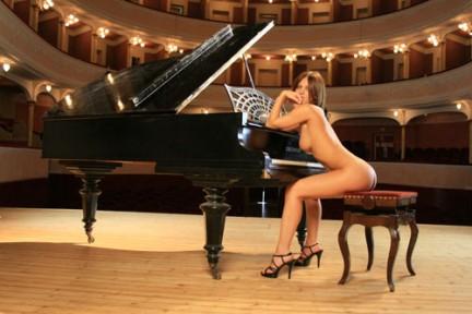 Giuseppe Caleffi - la pianista