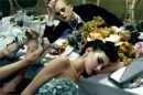 Miles Aldridge. Close up