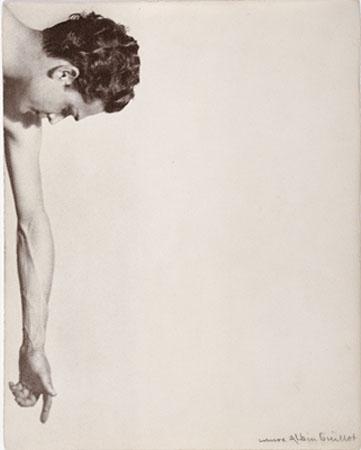 Albin Guillot Laure, La Cantate du Narcisse, 1934