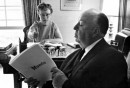 Phil Stern_Alfred Hitchcock with his wife, Alma, ca. 1959