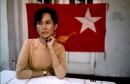 """Altro""_Daw Aung San Suu Kyi, Burma (Myanmar), 1995"